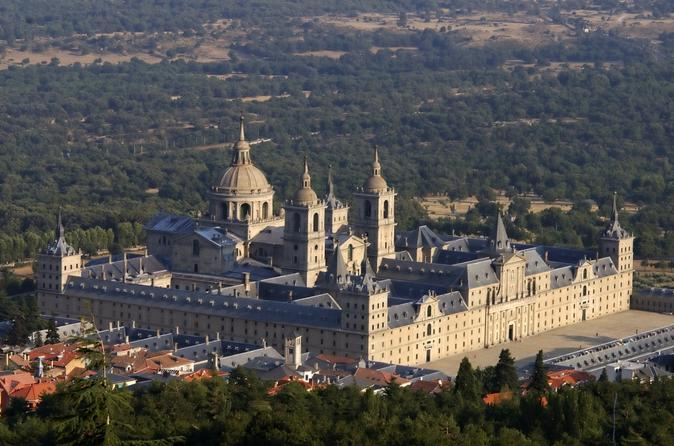 El Escorial Monastery and Valley of the Fallen Day Trip from Madrid