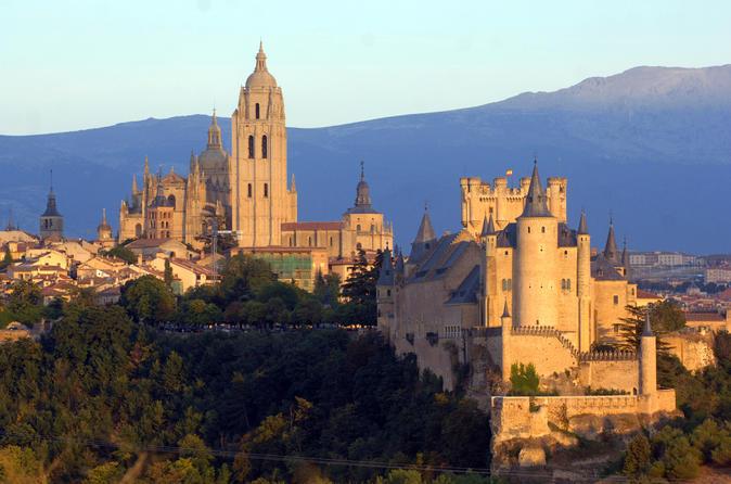 Toledo Segovia Full Day