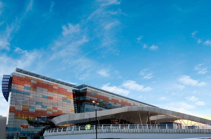 Airport Transfer: Yerevan Airport to Hotels in Yerevan