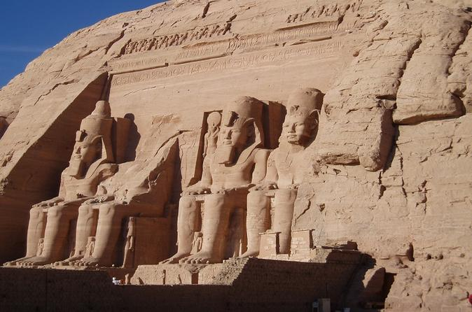 12-Day Tour of Abu Simbel, Cairo and Aswan