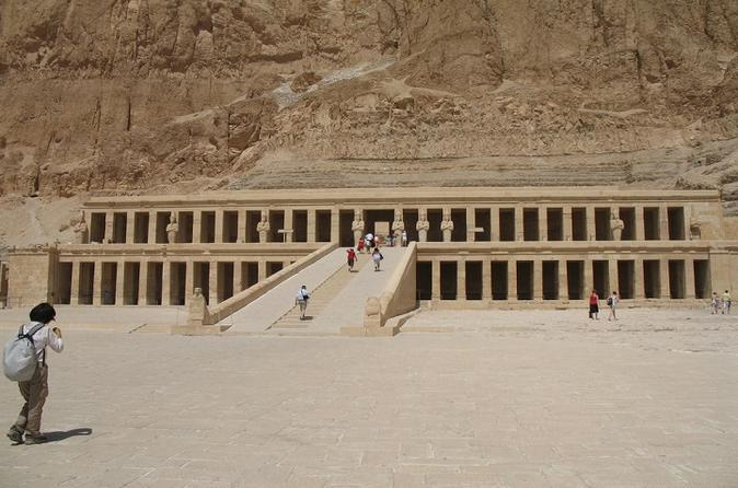 Full Day Tour to Best Monuments of Luxor's West Bank