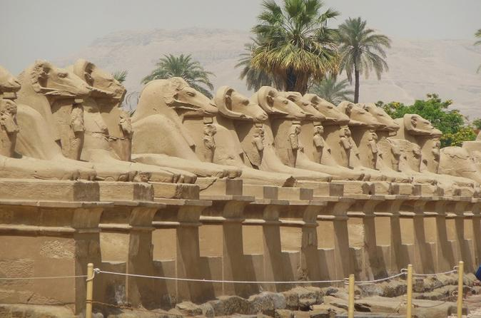 Luxor Guided 2-day Tour Valley of the Kings and Luxor Temples with Optional Accommodation