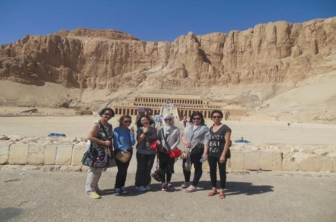Private Day Tour to see Valleys of the Kings and Temple of Queen Hatshepsut
