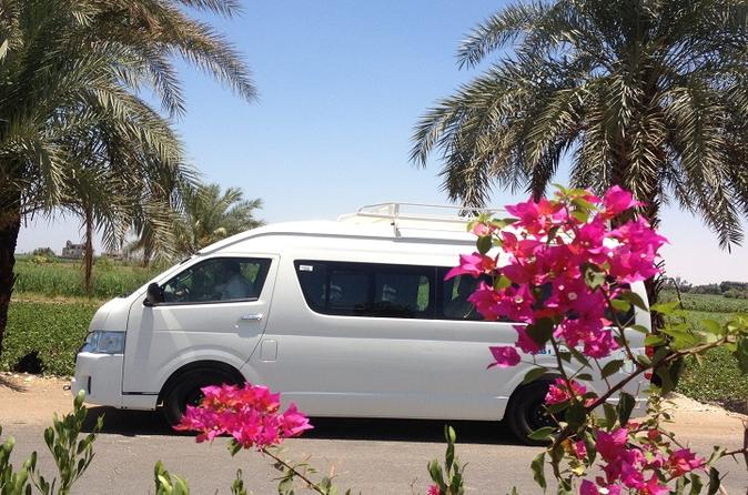 Private Transfer Luxor to Aswan