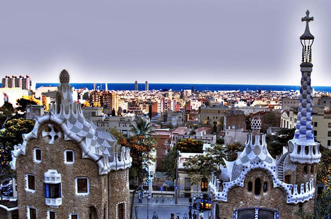 Barcelona Shore Excursion: Post-Cruise Half-day Private Highlights Tour