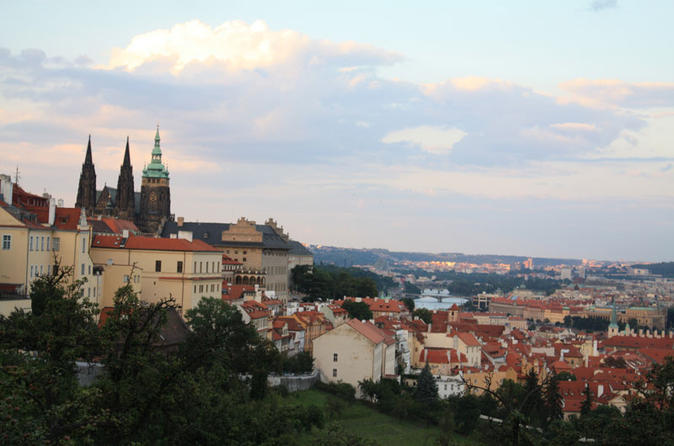 Small-Group Treasure Hunt Mystery Game in Prague