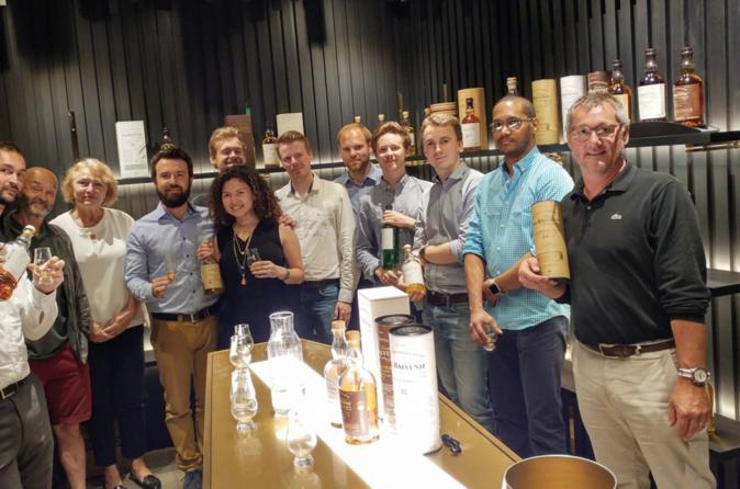 French Whisky Tasting Masterclass by Passport Gourmet