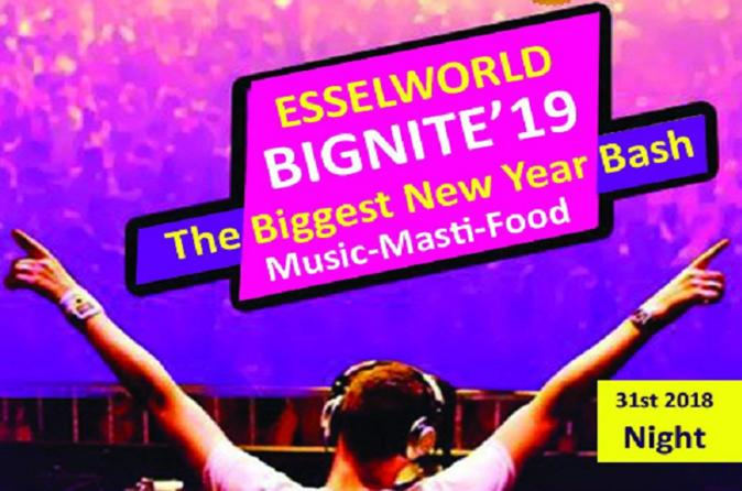 Essel World Bignite 2019 - NY Bash