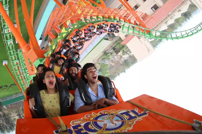 Wonderla Amusement Park Admission Entry Ticket