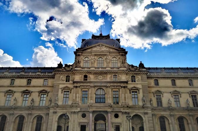 Private tour : The Louvre Museum Begins