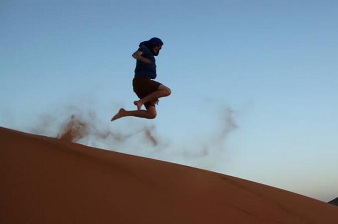 4WD Massa Valley Day Tour from Agadir