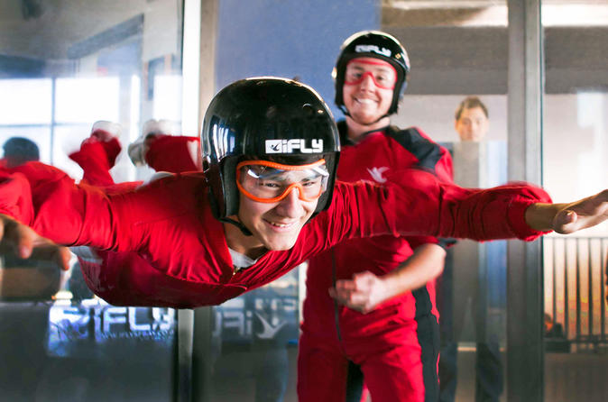 2 Flights - iFLY Queenstown