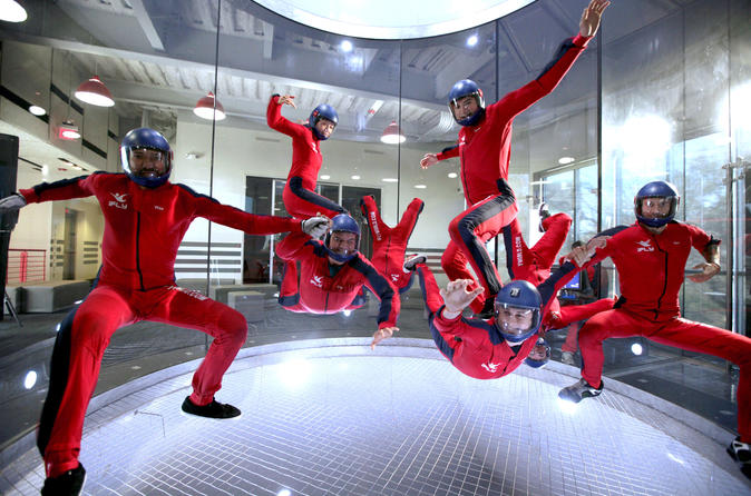 Family Pack - iFLY Queenstown