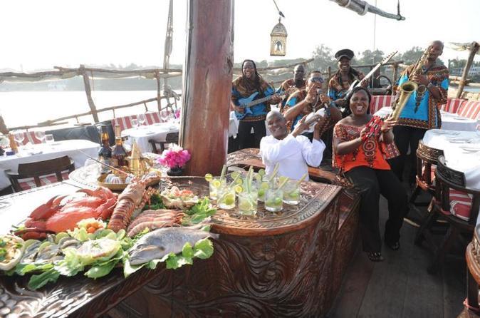 Dhow Dinner Cruise Mombasa