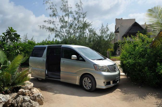 Mombasa Airport Private Transfer to City Hotels