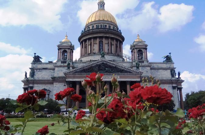 St-Petersburg Intro Walking Tour