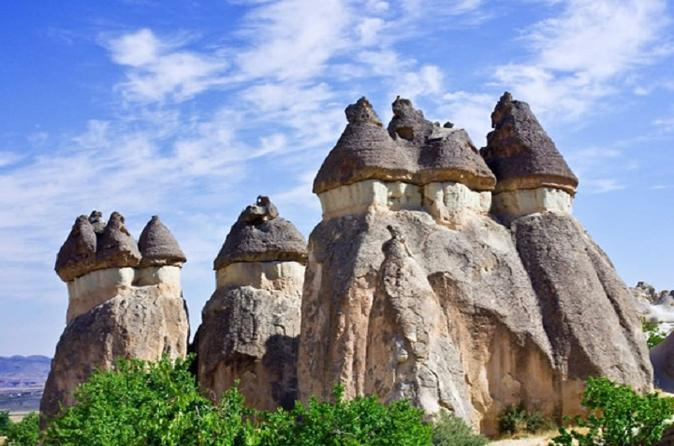 Cappadocia highlights full day tour from goreme in g reme 261305