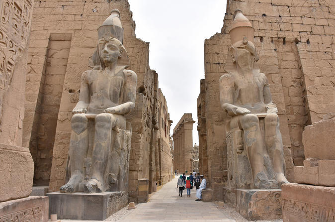 2 Days Tour From Safaga Port To Cairo And Luxor