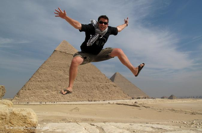 Cairo to Luxor Tour by Air