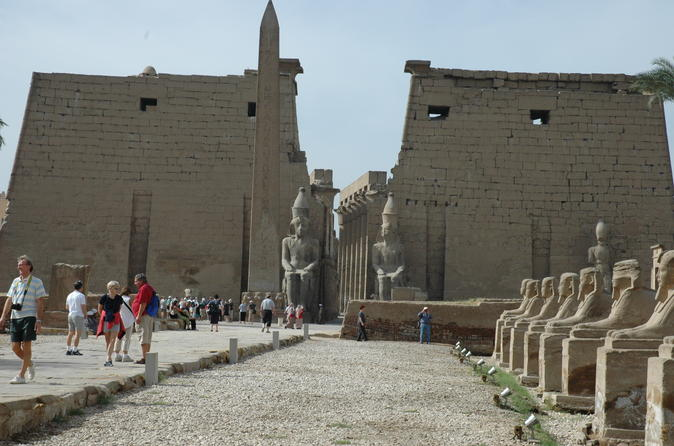 Luxor East Bank Tour - Luxor and Karnak Temples