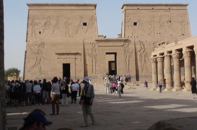 Private Day Tour To  Aswan (Philae Temple, Unfinished Obelisk And High Dam)