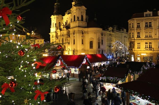 Private Custom Christmas Tour of Prague