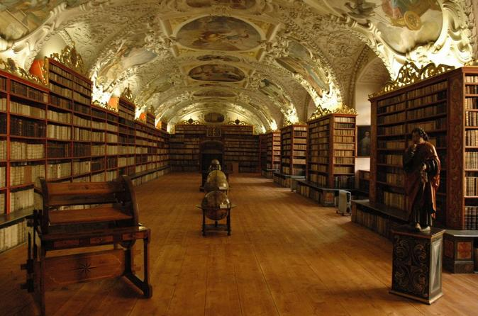 Strahov Library in Prague Czech Republic Lonely Planet