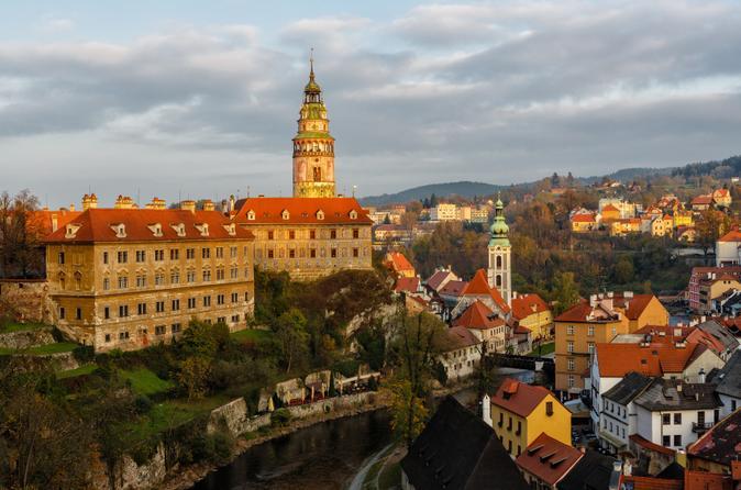 Private Tour: Cesky Krumlov Day Trip from Prague