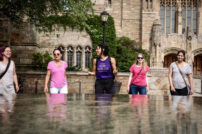 Fitness Walking Tour of Yale and New Haven