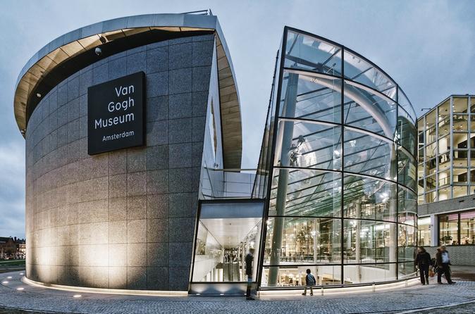 Museu Van Gogh em Amsterdã: excursão para grupos pequenos e ingresso Evite as Filas
