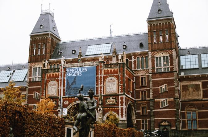 Semi private guided tour rijksmuseum and van gogh museum in amsterdam 495483