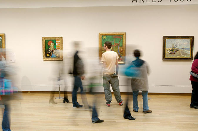 Van gogh museum in amsterdam small group tour and skip the line ticket in amsterdam 225176