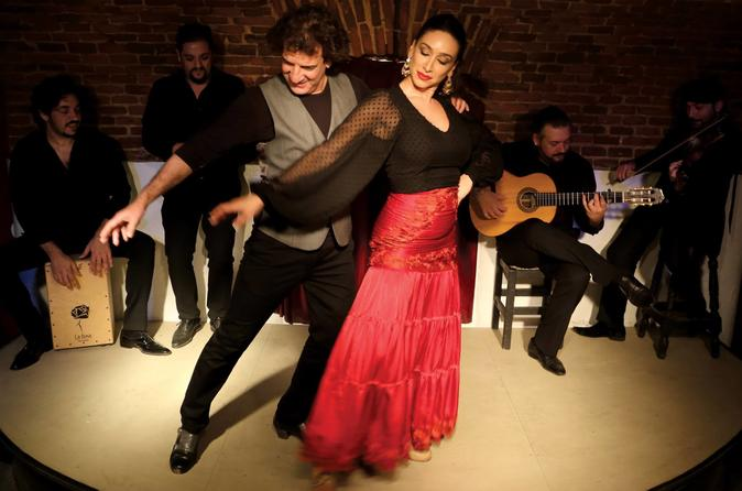 Essential Flamenco Admission Ticket