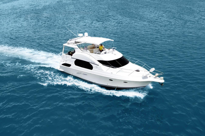 Miami Sightseeing Yacht Charter