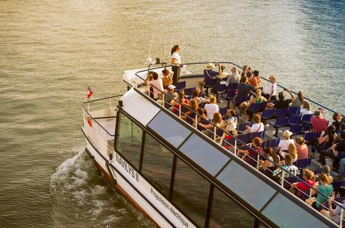 Lyon Sightseeing Cruise