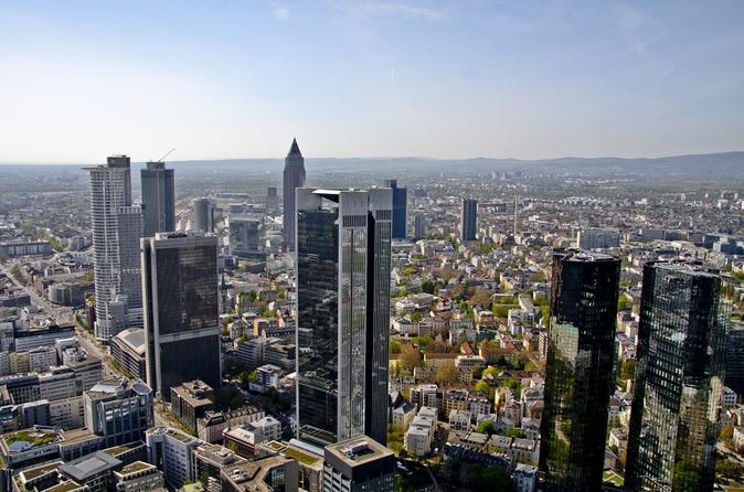 Frankfurt Like a Local: Customized Private Tour