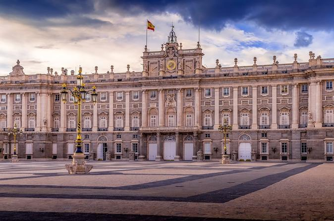 Madrid Like a Local: Customized Private Tour