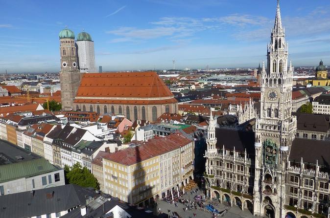Munich Like a Local: Customized Private Tour
