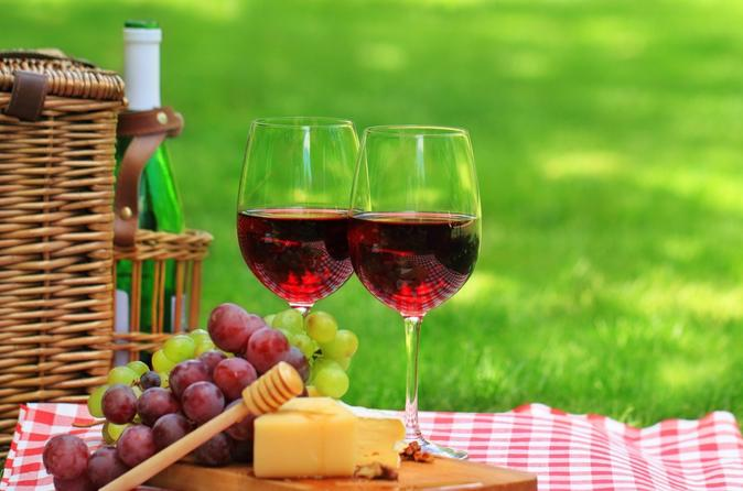 Wine tasting, Picnic with Live Jazz Concert