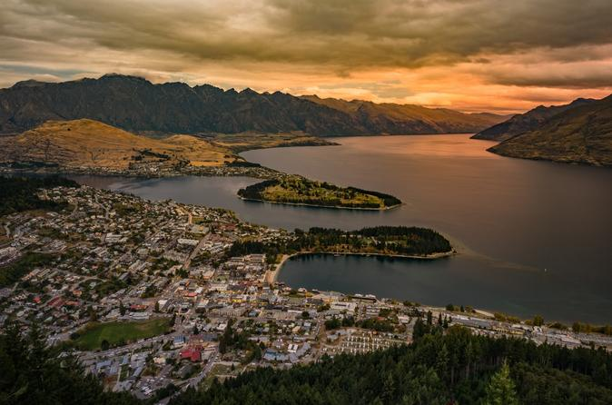 Queenstown and Wakatipu Private Short Tour - 4 hours
