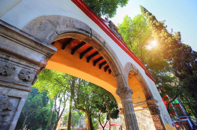 Frida Kahlo Museum, Coyoacan & Market