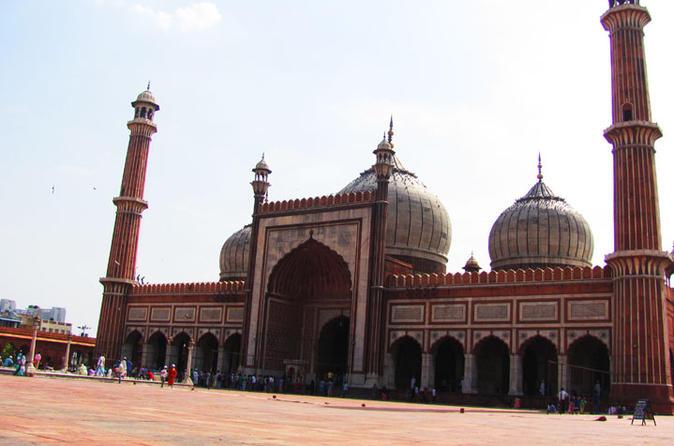 City of Shahajanabad: Old Delhi Heritage Walking Tour