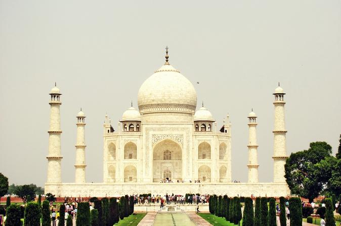 The Taj Grandeur Tour