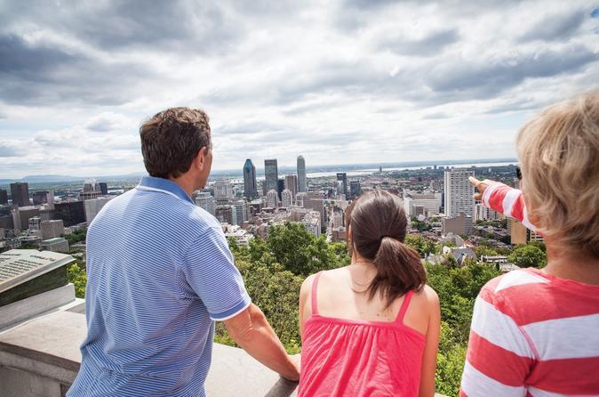 City tour para grupos pequenos pelas joias de Montreal