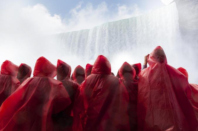 Excursão para grupos pequenos pelas Cataratas do Niágara saindo de Toronto
