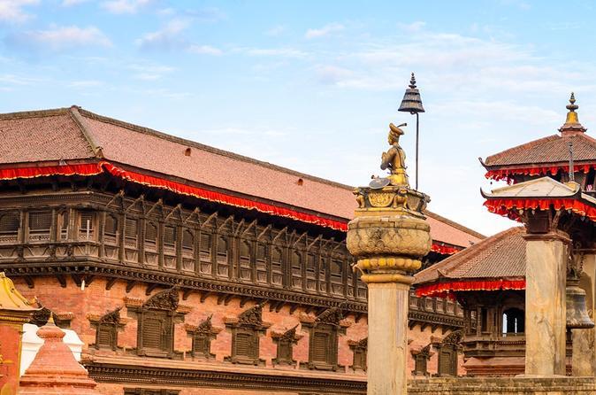 Private 4 hour bhaktapur sightseeing tour in kathmandu 297291