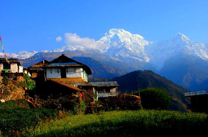 Private Day Hike At Annapurna Foothills In Pokhara