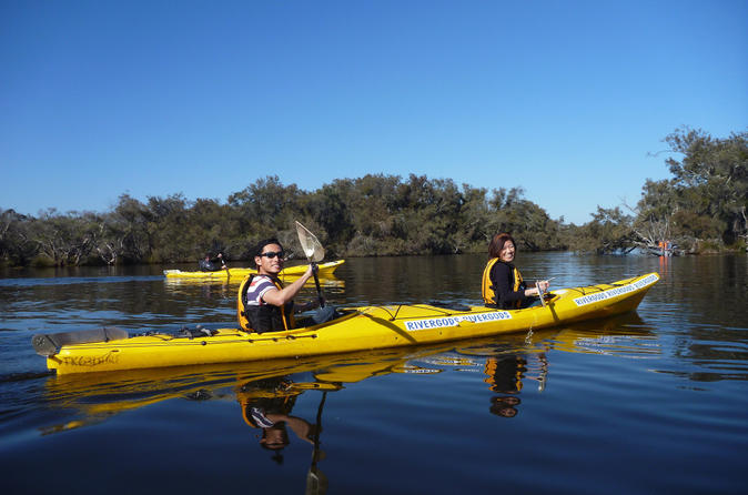 Kayak Tour on the Canning River