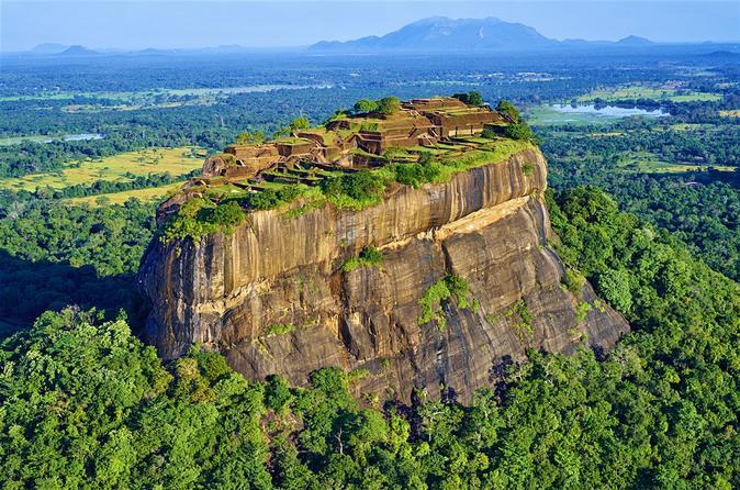 Dambulla & Sigiriya Tour from Capital City Colombo