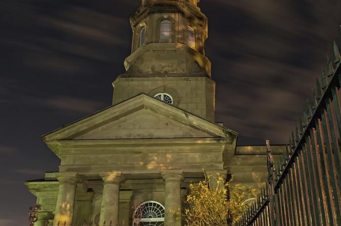 Haunted History Walking Tour of Charleston